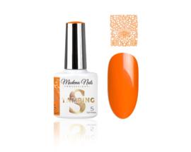 stempel gellak orange 05