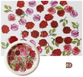 nail art flowers 02