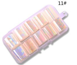 transferfolie box 11