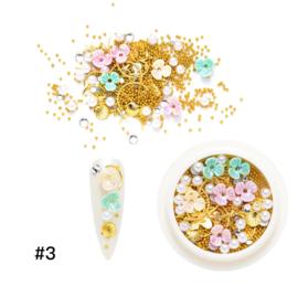 resin flower mix nr. 3