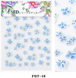 5D sticker FDT-10