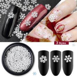 kerst design white (3 styles)