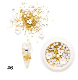 resin flower mix nr. 6