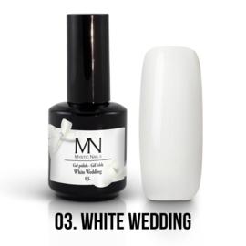 03 white wedding 12ml