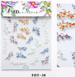 5D sticker FDT-30