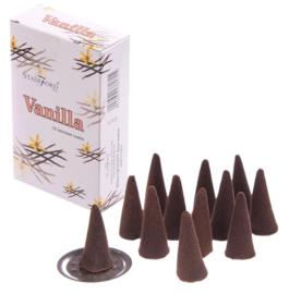 wierook vanilla (alleen gratis volgens de vermelde voorwaarden)