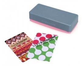 mochi stamper gigantic + 2 stamping cards