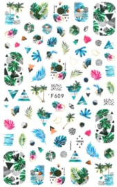 nagel stickers F609