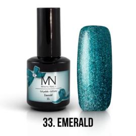 33 emerald 12ml