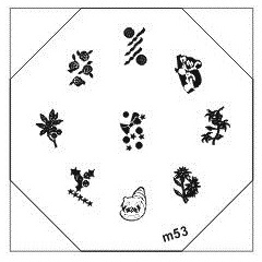 image plate M53
