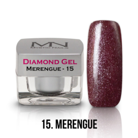 gel 15 merengue diamond