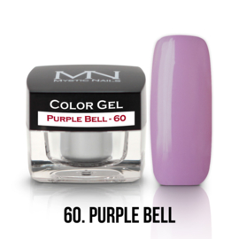 gel 60 purple bell
