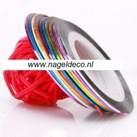 striping tape 10 kleuren
