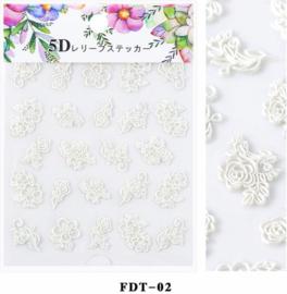 5D sticker FDT-02