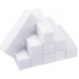 block wit 10 stuks