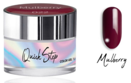 nagel gel 22 mulberry