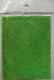 glitter papier lime (nr.9)