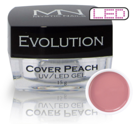 Evolution Cover Peach Gel 15 gram (MN)