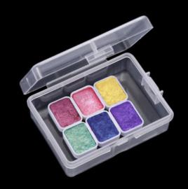 aquarel pigment paint 6 kleuren nr. 5