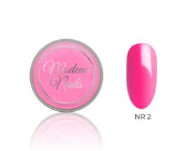 color acryl neon rose nr. 2 - 10ml