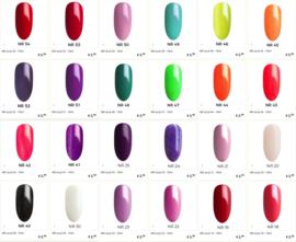 color acryl  8ml -10ml