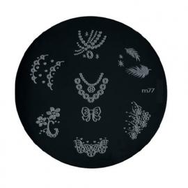 image plate M77 fm