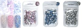 strass nagel steentjes OPAAL - zelf kleur kiezen