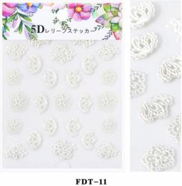 5D sticker FDT-11