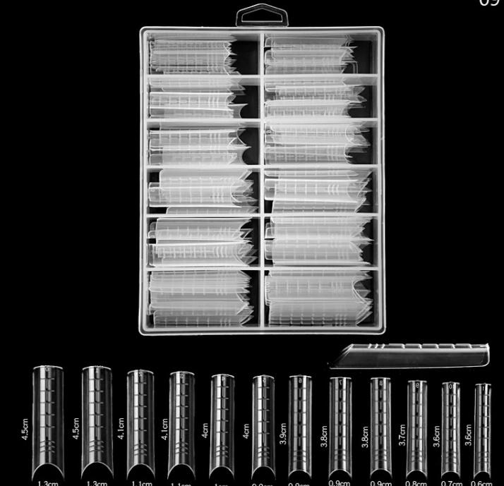 dual forms  c curve 120 stuks - demofilm