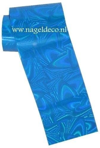 transferfoil peacock dazzle 2,5cmx150cm