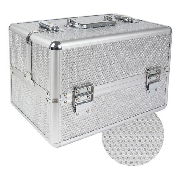 Nieuw nagelkoffer, nagel trolley voor nagelstyliste, nagel koffer TR-72