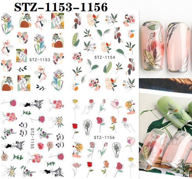 waterdecals 1153-1156