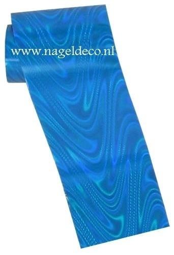 transferfoil wave carribian 3cmx150cm