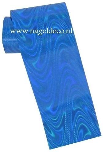 transferfoil wave aegean 3cmx150cm