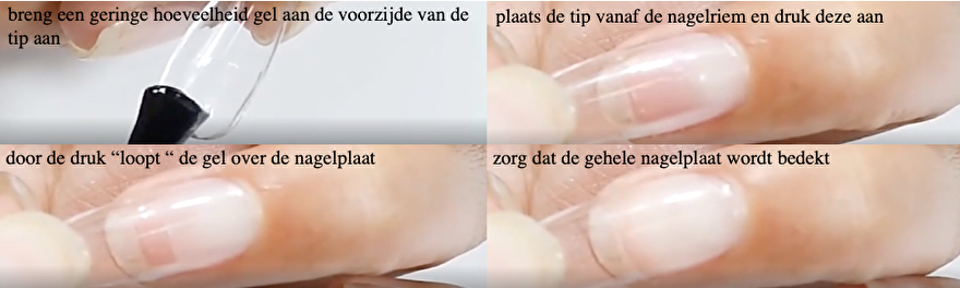 soft gel tips