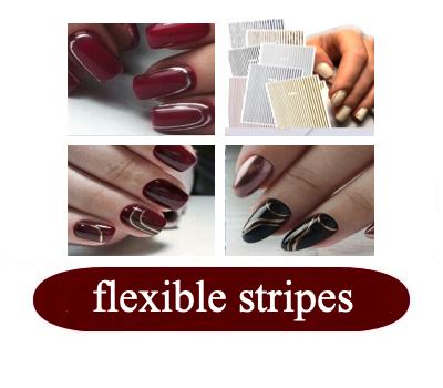 flexible stripes nailart.jpg