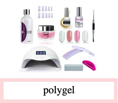 polygel producten