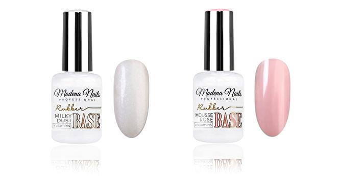rubberbase Moden Nails nieuw binnen