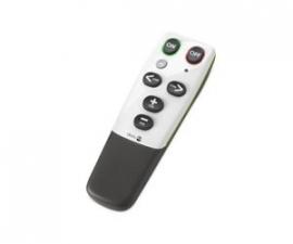 Eenvoudige afstandsbediening voor tv, de Doro 321r