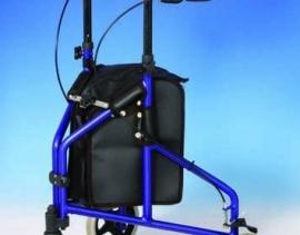 Tas voor 3-wiel rollator