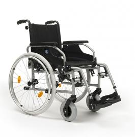 Complete lichtgewicht rolstoel zelfrijder D100