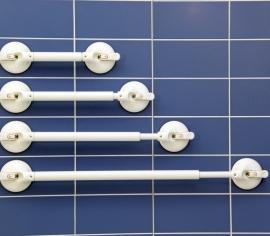 Mobiele wandbeugels zonder boren - Mobeli