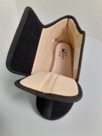 Antislip pantoffel met klitteband, Cameron lux