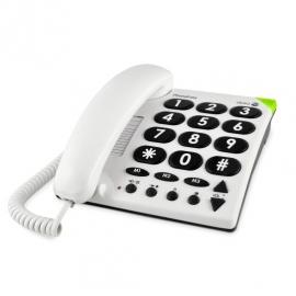 Vaste Doro 311c telefoon met grote toetsen