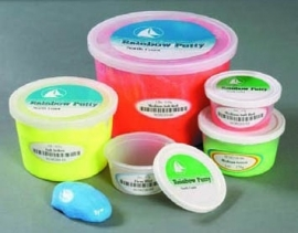 Handoefeningen Rainbow Putty