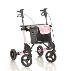 Rollator lichtgewicht Topro Troja 2G roze