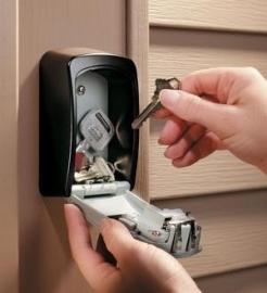Sleutelkluis Masterlock 5401D