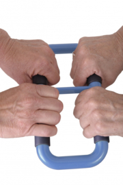 Dubbele handgreep - de Handy Handle