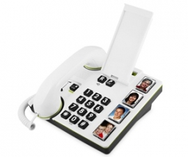 Vaste Doro 319i ph telefoon met grote toetsen