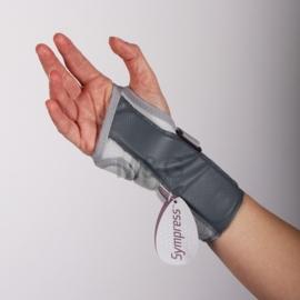 Polsbrace push med splint